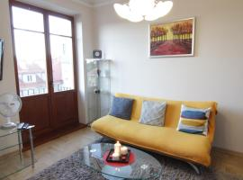 A picture of the hotel: Center apartment