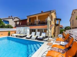 House Andja with Pool Banjole Croatia