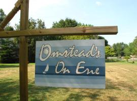 Hotel Photo: Omstead's On Erie B&B