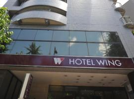 Hotel photo: Hotel Wing International Shin-Osaka