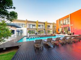 Blue Diamond Boutique Hotel Pretoria South Africa