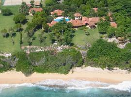 Family Oriented- Private Beach & Horse Stables - Ocean,Pool & Jacuzzi Cabrera Dominican Republic