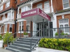 A picture of the hotel: Langfords Hotel