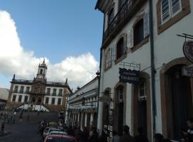 Hotel Photo: Pousada Tiradentes