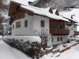 Appartement Cristallo Sölden Austria