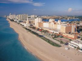 Hotel photo: HBR587-Spacious Studio with Ktchenette located on Hollywood Beach
