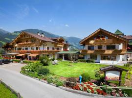 Hotel Photo: Hotel Garni Larcherhof