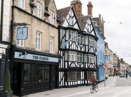 Hotel Photo: The Fleece at Cirencester- a Thwaites Inn of Character