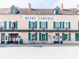 A picture of the hotel: Hotel Le Central