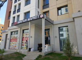 Hotel Photo: Apartments on 58 Qabanbay Batyr