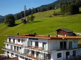 Hotel photo: Apart Alpin