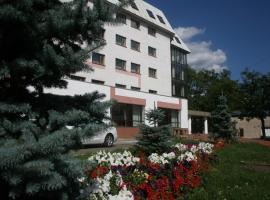 Luch Hotel Moscow Russia