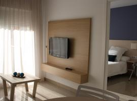 A picture of the hotel: Apartamentos Playa Barbate