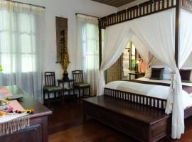 Satri House Secret Retreats Luang Prabang laoPDR
