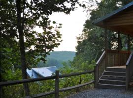 A picture of the hotel: Rainbow Ridge Cabin