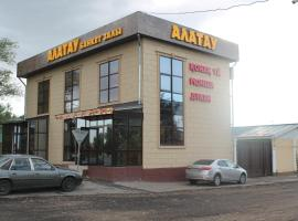 Hotel Photo: Guesthouse Alatau