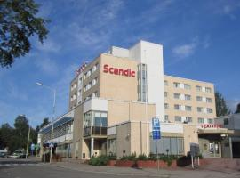 Hotel photo: Scandic Riihimäki
