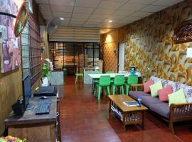 Decordo Hostel Bangkok Thaïlande