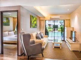 Hotel photo: Apartment for Holiday Rental The Title Rawai