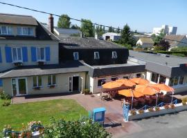 Hotel Photo: Hotel Restaurant des 4 Ecluses