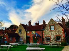 Hotel Photo: The Stag and Huntsman at Hambleden