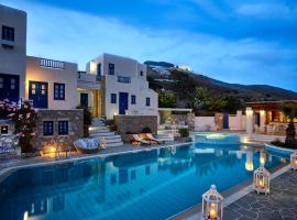 Hotel Photo: Folegandros Apartments