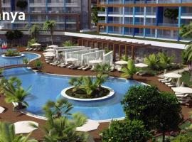 Luxusapartment Crystal Park Alanya 阿拉尼亚 土耳其