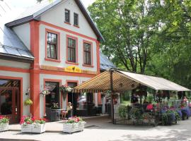 A picture of the hotel: Hotel Kaķis