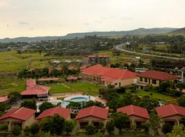 Hotel Photo: Kereyu Hill Resort Hotel
