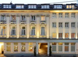 A picture of the hotel: Apartmenthaus Hohe Straße