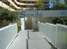 At The Sands Holiday Apartments Gold Coast Australia