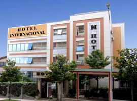 Fieri International Hotel Fier Albanien