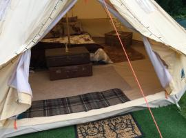 Hotel Photo: Fishermans Cove Glamping site