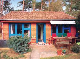 Hotel Photo: Two-Bedroom Holiday home Biendorf with a Fireplace 04