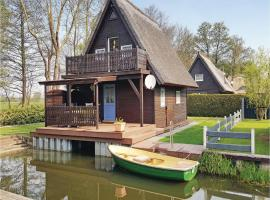 Hotel Photo: Holiday home Bootshaus Nr. V
