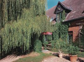 Hotel Photo: Apartment Birkenallee Z
