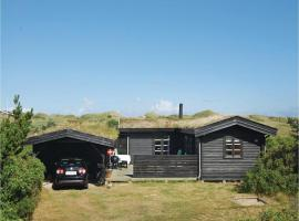 Hotel Photo: Holiday home Hunetorp Klitvej Pandrup XI