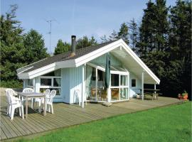 Hotel Photo: Holiday home Gulspurvevænget Humble V