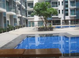 A picture of the hotel: Two Palm Tree Condo C1 9A & 9K by ELR