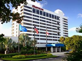 Sheraton Fort Lauderdale Airport & Cruise Port Fort Lauderdale USA