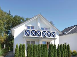 Hotel Photo: Haus Seeadler 3 A
