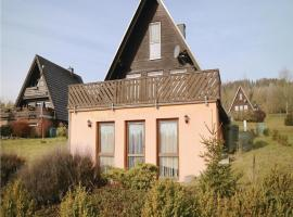 Hotel photo: Holiday Home Bad Lobenstein with Fireplace IV