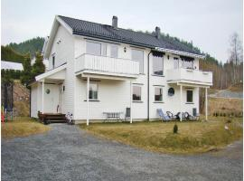 Hotel Photo: Three-Bedroom Holiday home Skien with a Fireplace 07