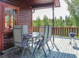 Holiday home Treungen Felle Felle Norway