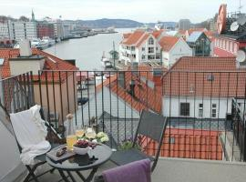 Hotel Photo: Bryggen Panorama Suites
