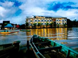 Hotel Victoria River View Banjarmasin Indonesia