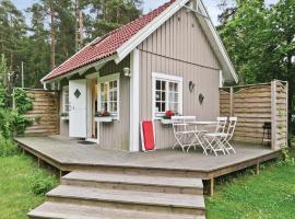 Hotel Photo: Holiday home Landborgsbacken Färjestaden