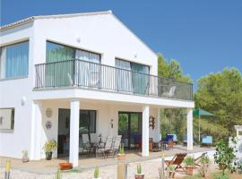 Two-Bedroom Holiday home Can Picafort with a Fireplace 02 Can Picafort Spain