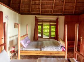 Hotel photo: Chimpanzee Forest Guesthouse