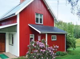 Hotel Photo: Holiday home Graninge Boviken Töcksfors